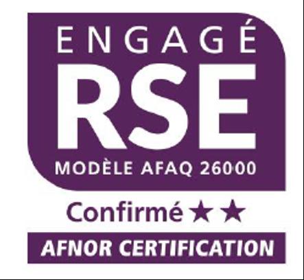 Certification RSE