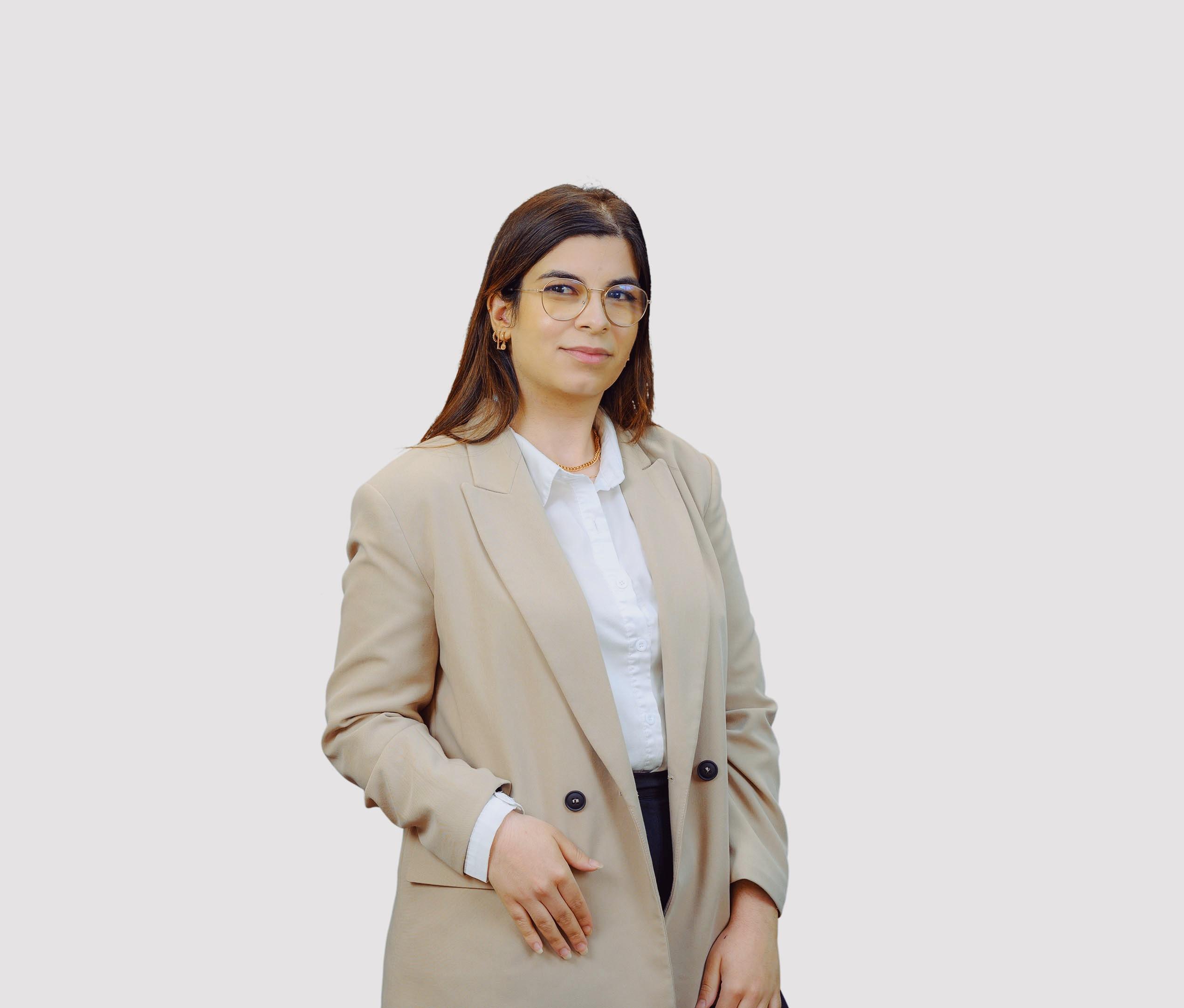 Portrait de Anissa Djeddou