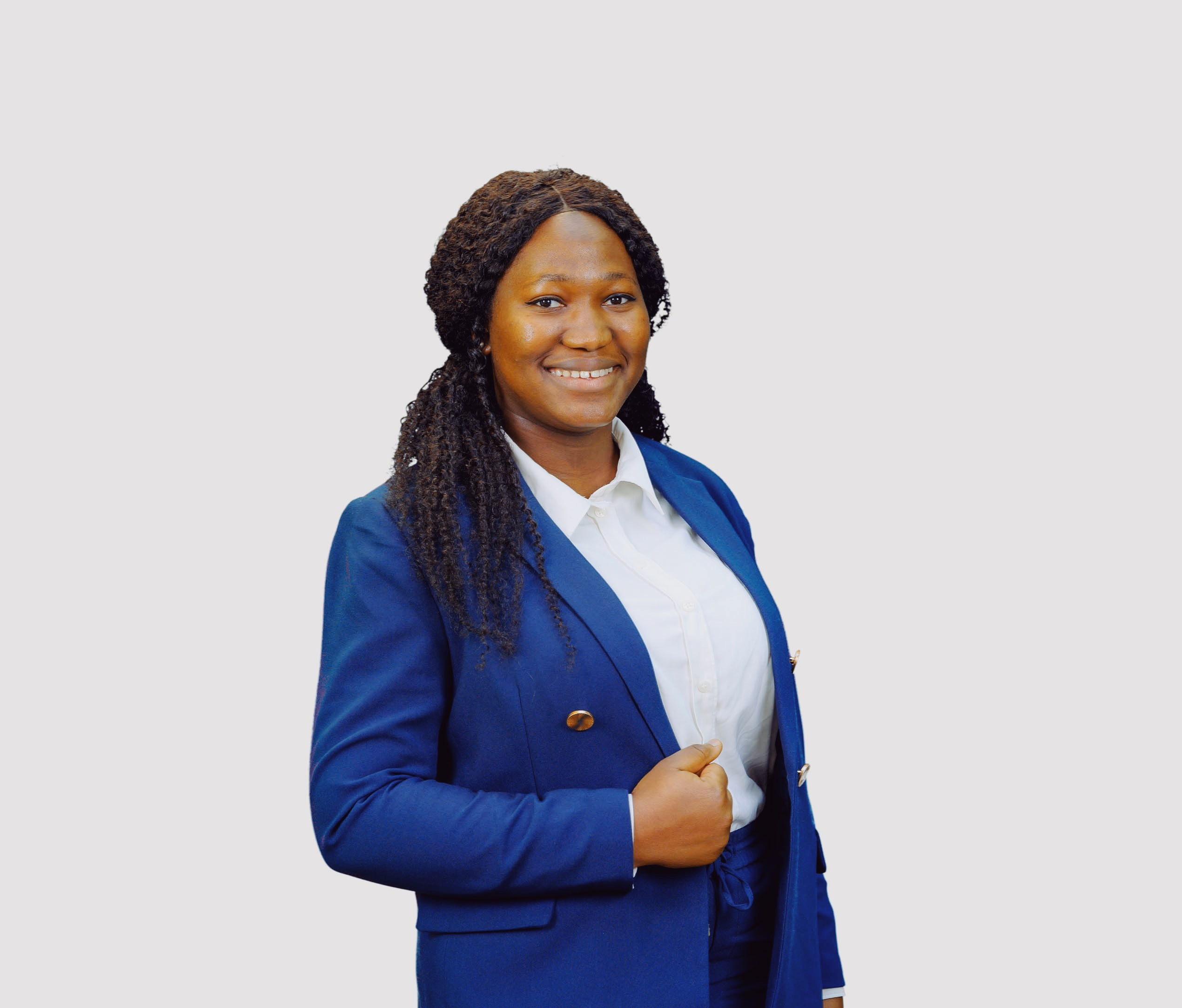 Portrait de Fatoumata Bangoura